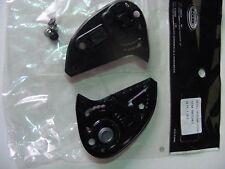 paire de fixation visiere  casque  KBC  VR2R / MAG / FORCE