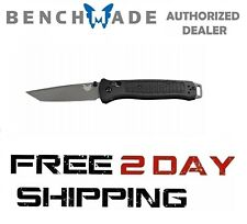 Benchmade BAILOUT, AXIS, TANTO MPN: 537GY_REF