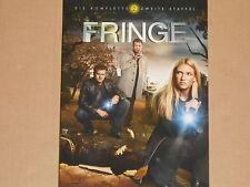 Fringe - Die komplette Zweite Staffel - DVD (Anna Torv, Joshua Jackson...)