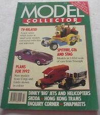 A Model Collector Magazine February 1992
