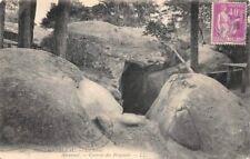 FONTAINEBLEAU - El bosque - Apremont - Caverna bandidos