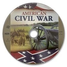 The American Civil War 65 Digital War Books in PDF Format on New DVD
