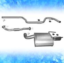 ALFA ROMEO 159 1.9 JTDM Stufenheck 05-2011 Auspuff Auspuffanlage Abgasanlage A3
