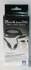 Rocksmith Real Tone Cable For Guitar And Bass PS3 PS4 PC XBOX 360 ONE Controller