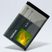 ORIGINAL Nokia Akku BL-5C ~ für Nokia C1 C2-06 X2 6230 i E50 N70 N71 N72 N91