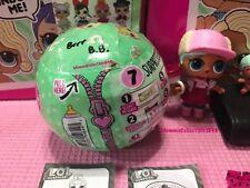 LOL L.O.L. Surprise Dolls ~ Series 2 ~ Wave 2 ~ BIG & LIL BRRR B.B. BB ~ SEALED!