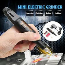 Schwarze elektrische Gravur Gravierer Stift Schnitzwerkzeuge für Schmuck Metall