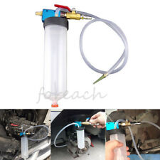 Car Truck Brake Fluid Replacement Pump Oil/Air Bleeder Empty Exchange Equipment