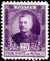 "MONACO STAMP TIMBRE YVERT N° 68 "" PRINCE LOUIS II 25c "" NEUF xx LUXE"