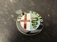 Alfa Romeo GTV Spider 916 2.0 3.0 3.2 New Alfa Rear Boot  Badge Bottom Swivel