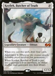 (M) FOIL - Kozilek, Butcher of Truth - UMA - NM/M #006/254 - MTG Magic