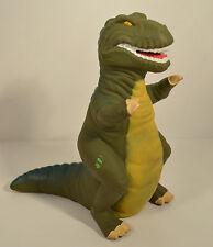 "1988 Sharptooth 8"" Tyrannosaurus Rex T-Rex Pvc Pizza Hut Figure Land Before Time"