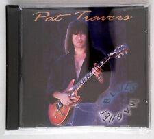 Pat Travers – Blues Magnet BB-2022-2 US CD LIKE NEW