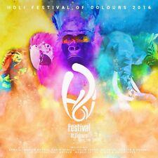HOLI FESTIVAL OF COLOURS 2016  2 CD NEU