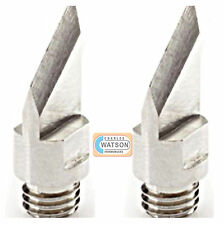 DREMEL Multi Tool Accessori 202 taglio COLTELLO Gas Torch suggerimenti X2 Confezione Multipla