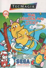 ## NEUWERTIG: SEGA Master System - The Newzealand Story / MS Spiel ##