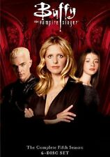 Buffy the Vampire Slayer ~ Complete 5th Fifth Season 5 Five ~ NEW 6-DISC DVD SET