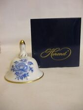 HEREND LTD ED NANKING BOUQUET BELL NEW IN BOX