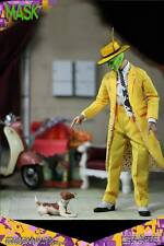 1/6 Asmus Toys SMA01 The Mask & Milo Dog Stanley Ipkiss Jim Carrey Figure