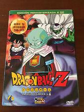 DRAGON BALL Z VOL 14 - 2 DVD CAP 108 A 117 -200 MIN - REMASTERIZADA SIN CENSURA