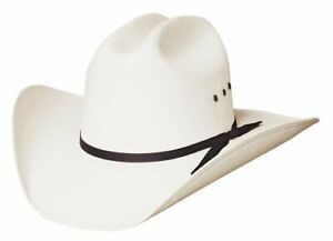 New Bullhide Buffalo - (10X) Straw Cowboy Hat