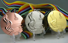 1980 Moscow Olympic Gold /Silver /Bronze Medals Set 1:1 **Free Shipping**