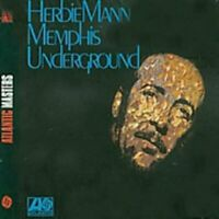 Herbie Mann - Memphis Underground (NEW CD)