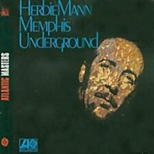Herbie Mann - Memphis Underground (NEW CD)