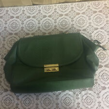 87db96b99d86ce Green Oliva & Joy short handle purse preowned MP