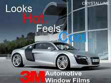 """3M™ CRYSTALLINE 90% 36"""" x 48"""" WINDOW TINT CLEAR FILM - FOR 2 ROLL UP WINDOWS"""