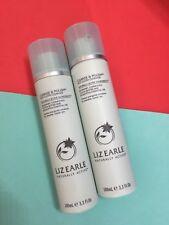 Liz Earle cleanse & polish hot cloth cleanser 100ml pump New x 2