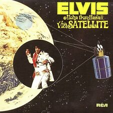 CD Elvis PRESLEY Aloha from Hawaii via satellite (1973) - Mini LP REPLICA - 24-t