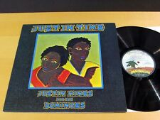 Reggae JUSTIN HINES AND THE DOMINOES Just In Time MANGO MLPS-9532 Stereo NM!