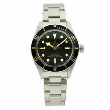TUDOR Black Bay Men's Black Watch with Arrow Markers/Baton Indexes/Round Indexes - M79030N-0001