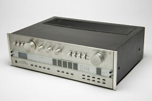 Philips AH 799 Stereo Receiver Verstärker Vintage FUNKTIONSTÜCHTIG