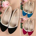 Fashion Women's Casual Flat Shoes Ballet Slip On Flats Loafers Single Shoes New