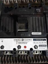 GE TJC36400G MAGBREAK Motor Circuit Protector 400 Amp 600VAC