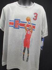 NEW Chris Paul Clippers Youth Size S Small 6/7 Gray Shirt MSRP $26