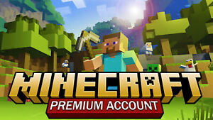 MINECRAFT PREMIUM [Full Access+Change Nick and Skin and] Mojang (Global) Pc