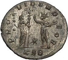 PROBUS Serdica mint  Authentic Ancient Roman Coin Providentia Sol Rare i52095
