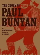 The Story of Paul Bunyan by Barbara Emberley (2015, Hardcover)