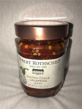 Lot of 4 Robert Rothschild Hatch Chili Jalapeño Jam 11.7 oz. Each Sealed BB 4/21