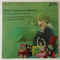 SIOBHAN McKENNA / MURRAY BROWN ~ HANS CHRISTIAN ANDERSON ~ 1973 US VINYL LP