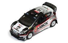 1/43 Ford Fiesta RS WRC  DMack  Rally Portugal 2012 J.Ketomaa