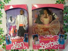 Costume Ball Barbie 1989 Doll