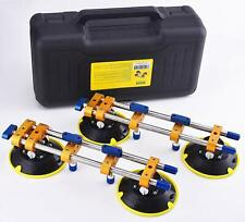 """Seam Setter W/ 6"""" Suction Cups F/ Seam Joining & Leveling, Granite, Stone, Glass"""