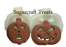Pumpkin Halloween Silicone Mould Sugarcraft Cake Decorating Crafts Chocolate