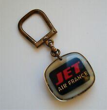 Ancien porte clé Bourbon Jet Air France Caravelle Boeing 707 Intercontinent A60