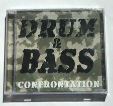 Drum & Bass - Confrontation (CD Album) New Sealed