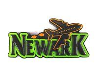 Newark Flughafen New Jersey New York USA Souvenir Rubber Magnet,Amerika,Neu (85)